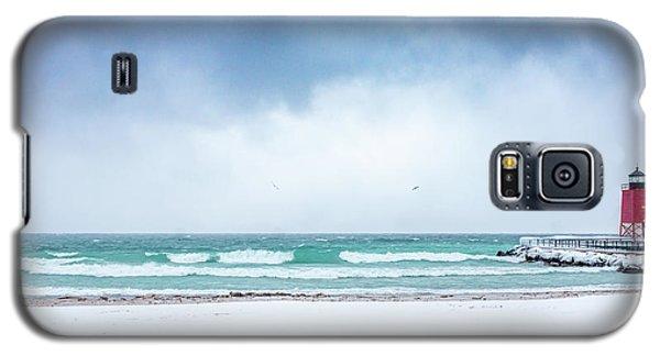 Freezing Storm Galaxy S5 Case