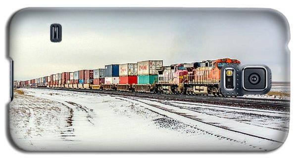Freight Train Galaxy S5 Case