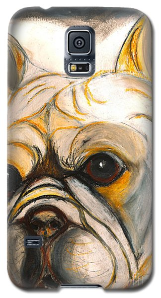 French Bulldog Drawing Galaxy S5 Case