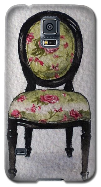 French Chair Galaxy S5 Case by Sandra Phryce-Jones