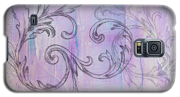 French Country Scroll Galaxy S5 Case