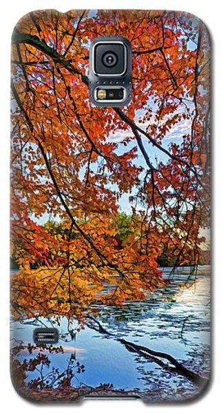 French Creek 15-110 Galaxy S5 Case by Scott McAllister