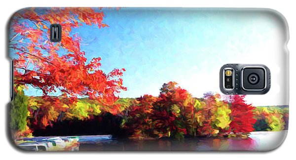 French Creek Fall 020 Galaxy S5 Case