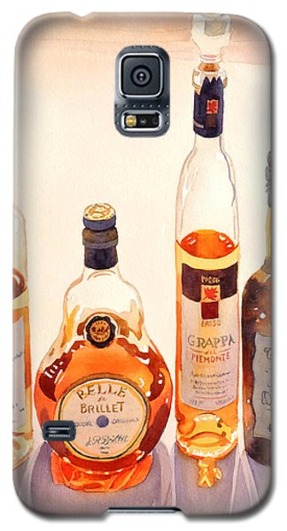 French Liqueurs Galaxy S5 Case