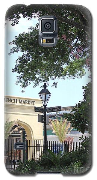 French Market Galaxy S5 Case