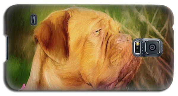 French Mastiff  Galaxy S5 Case