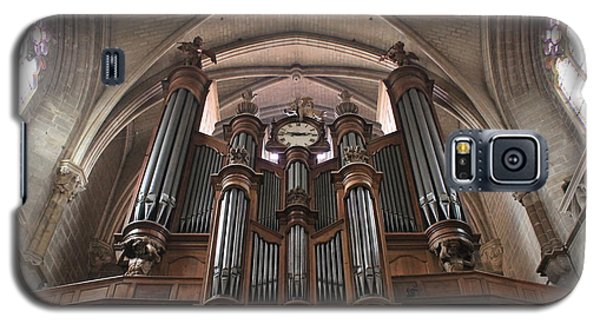 Galaxy S5 Case featuring the photograph French Organ by Christin Brodie
