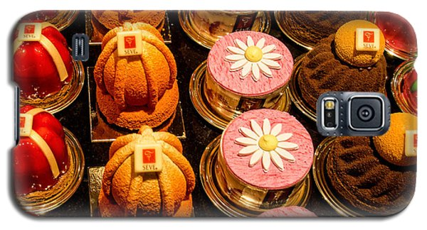 French Pastries In Lyon Galaxy S5 Case