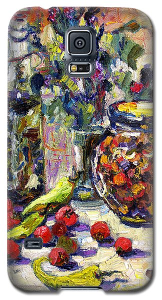 French Provence Cooking Still Life Galaxy S5 Case
