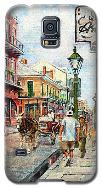French Quarter Antiques Galaxy S5 Case