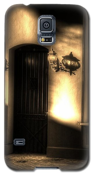 French Quarter Door Galaxy S5 Case