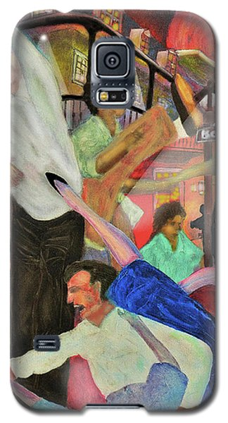 French Quarter Galaxy S5 Case