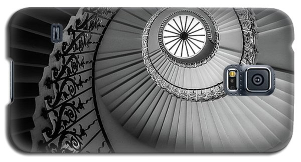 French Spiral Staircase 1 Galaxy S5 Case by Lexa Harpell