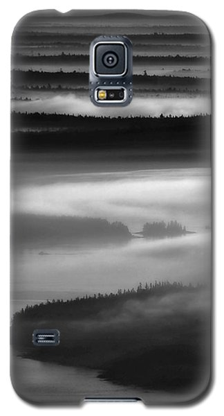 Frenchman's Bay Recursion Galaxy S5 Case