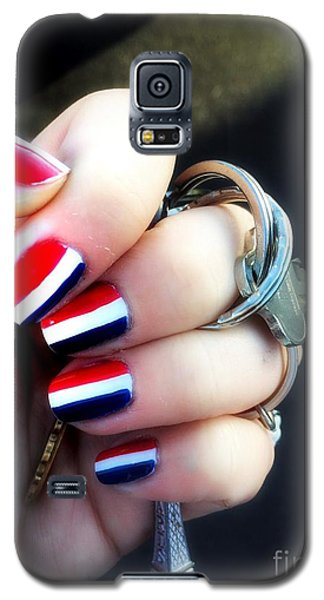 Frenchy Nails Galaxy S5 Case