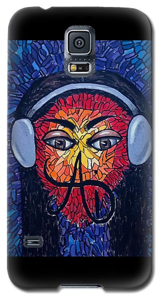 Frequencial - Abstract Art Music Painting - Ai P.nilson Galaxy S5 Case