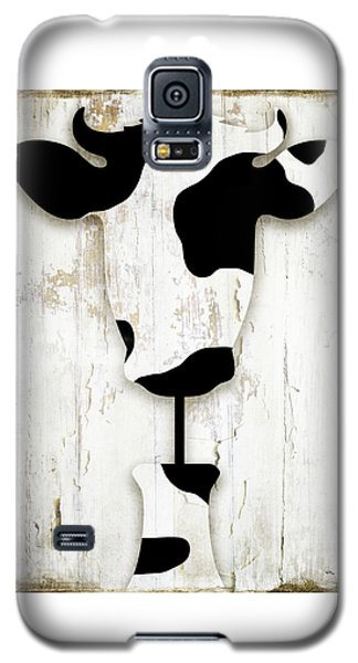 Cow Galaxy S5 Case - Fresh Dairy by Mindy Sommers