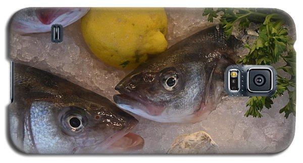 Fresh Fish Galaxy S5 Case