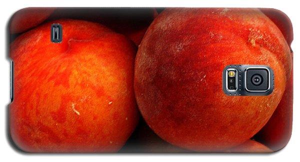Fresh Fuzzy Peaches Galaxy S5 Case