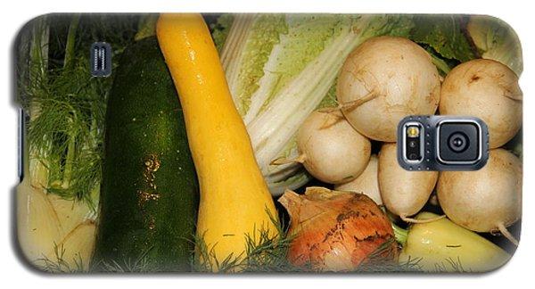 Fresh Garden Produce Galaxy S5 Case