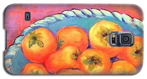 Fresh Persimmons Galaxy S5 Case
