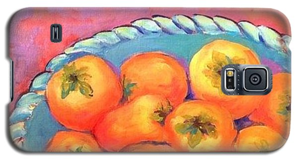 Fresh Persimmons Galaxy S5 Case