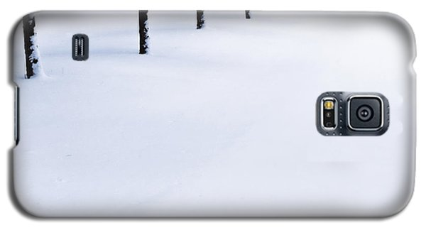 Fresh Snow Galaxy S5 Case by John Hansen