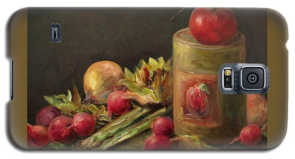 Freshly Picked Galaxy S5 Case by Mary Wolf