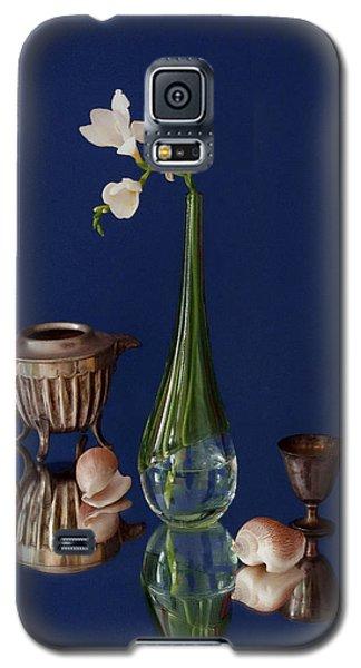 Fresia Et Argenterie Galaxy S5 Case by Karo Evans