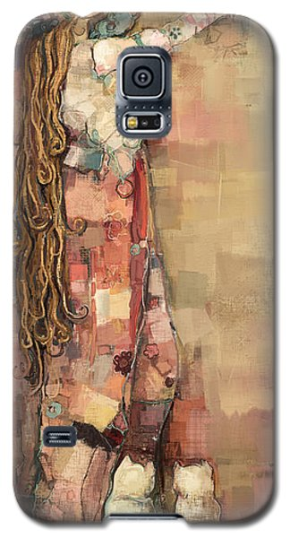 Freyja And Her Cats Galaxy S5 Case