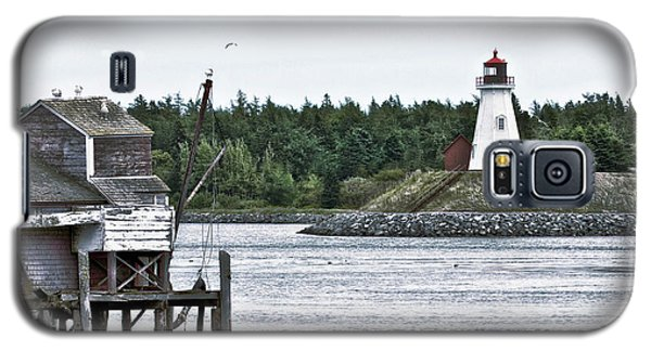 Friar's Head Lighthouse Galaxy S5 Case
