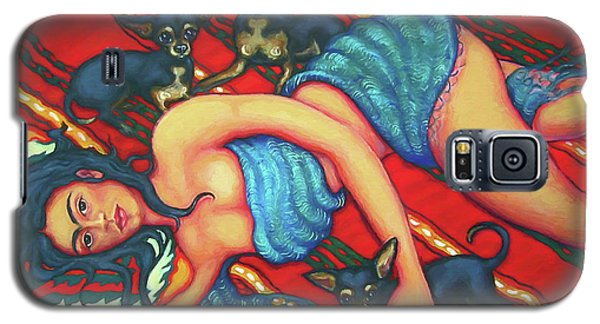 Frida Kahlo - Dreaming Of Diego Galaxy S5 Case
