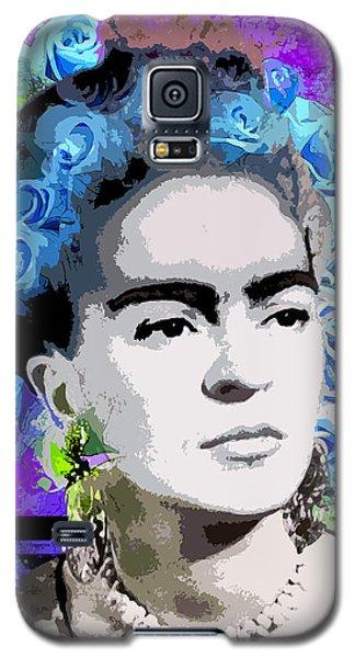 Frida Kahlo Galaxy S5 Case