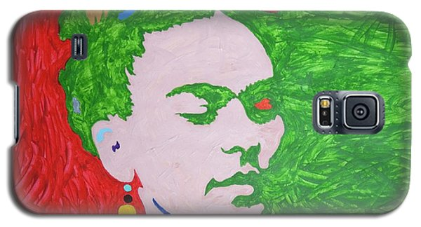 Frida Kahlo Galaxy S5 Case by Stormm Bradshaw