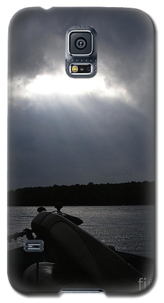 Galaxy S5 Case featuring the photograph Friday Night Fish Fry Reservations by Angie Rea