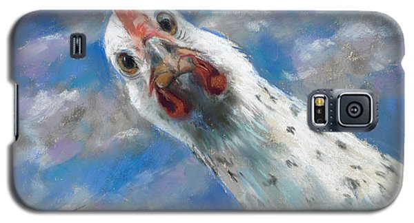 Fried What Galaxy S5 Case by Billie Colson