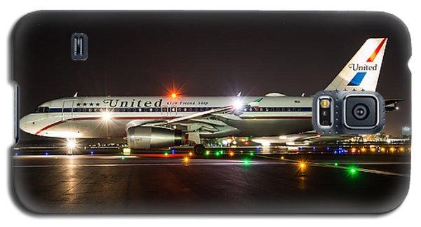 Galaxy S5 Case featuring the photograph Friend Ship by Alex Esguerra