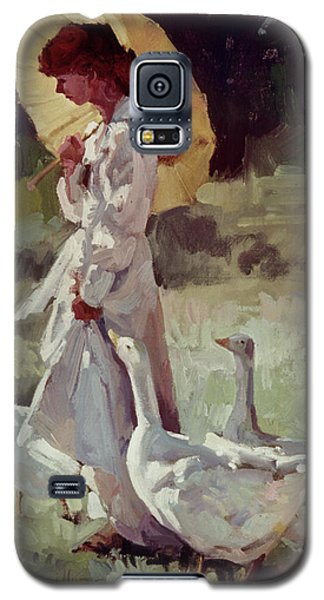 Friendly Flock Galaxy S5 Case