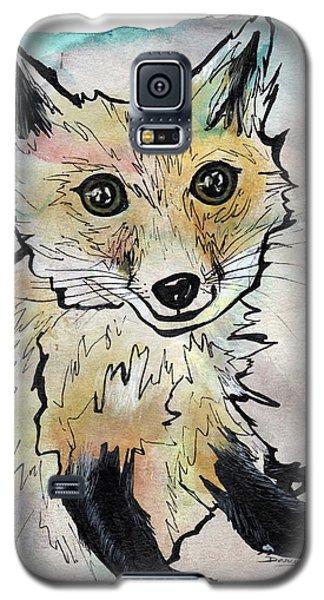 Friendly Fox Galaxy S5 Case