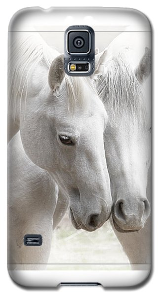 Galaxy S5 Case featuring the photograph Friends D2573 by Wes and Dotty Weber