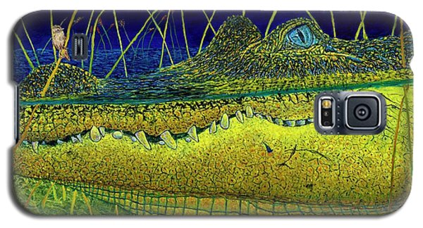 Swamp Gathering Galaxy S5 Case
