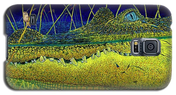 Swamp Gathering Galaxy S5 Case
