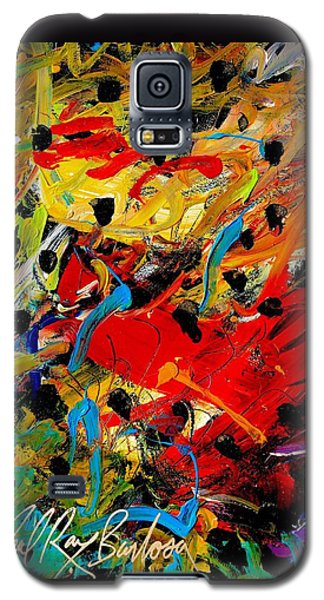 Friends Of The Praying Mantise Galaxy S5 Case