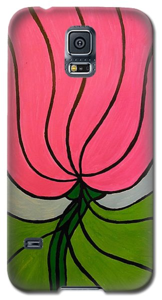 Friendship Flower Galaxy S5 Case
