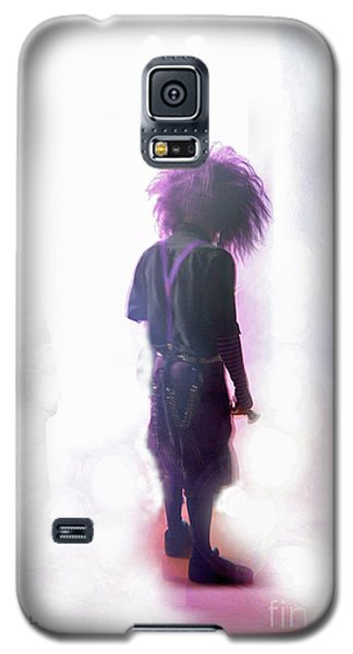 Frightdome Clown Galaxy S5 Case by Walter Chamberlain