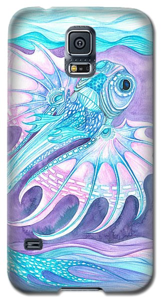 Frilled Fish Galaxy S5 Case