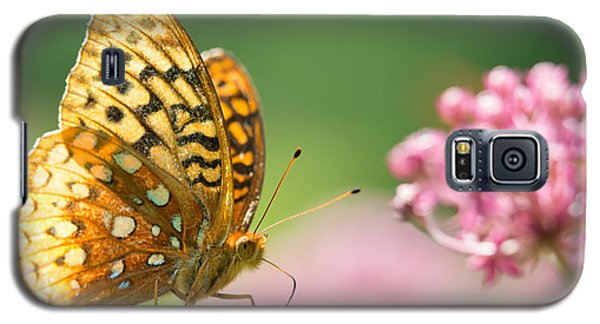 Fritillary Galaxy S5 Case