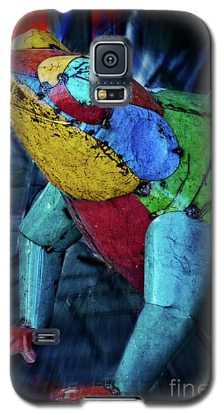 Galaxy S5 Case featuring the photograph Frog Prince by Mary Machare