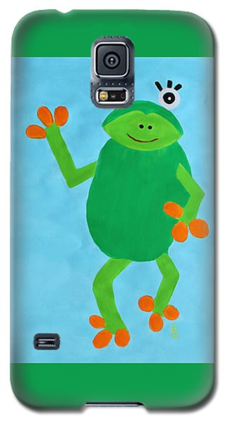 Froggie Galaxy S5 Case