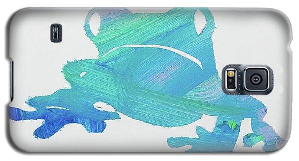 Froggie Friend Galaxy S5 Case
